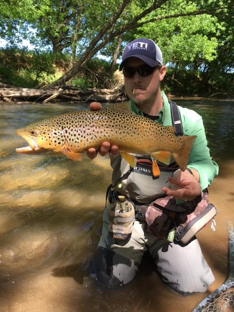 How We Got Started   Georgia Fly Fishing Guide Service