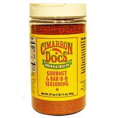 Cimarron Doc's Gourmet Bar-B-Q Seasoning, 1.5lb