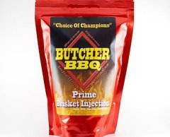 Butcher BBQ Prime Brisket Injection 16OZ