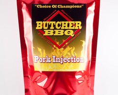 Butcher BBQ Pork Injection 160Z