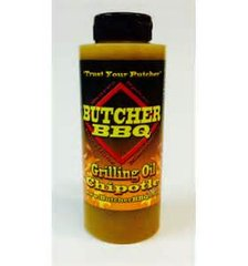 Butcher BBQ Chipotle Grilling oil 120Z