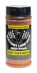 10.9 oz. Sweet Peach BBQ Dry Rub