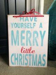 Christmas Stencils - VINYL only