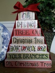 Oh Christmas Tree blocks - Full Kit
