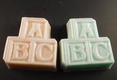 Baby Block Soap