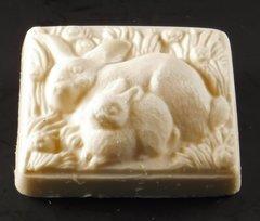 Easter Bunny Goatsmilk Soap