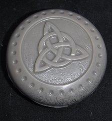 3D Triquetra Soap