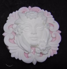 Celtic Face Goatsmilk Soap