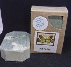 Itch Relief Goatsmilk Soap Bar