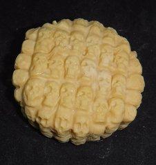 3D Circle of Skulls