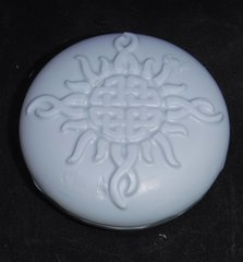 3D Celtic Sun Soap