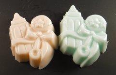 Baby Rattle Goatsmilk Soap