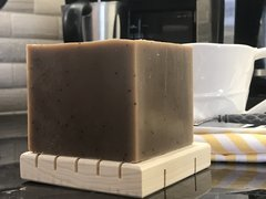 LE CAFE FRENCH SOAP BLOCK (about 1.4 pounds!)