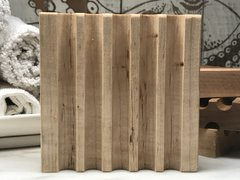 Exclusive! HANDCRAFTED SOLID MAPLE WOODCHUCK SOAP DISH - EXTRA LARGE