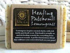 HEALING PATCHOULI LEMONGRASS with Tea Tree Oil! 1 OUNCE SAMPLE