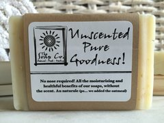 UNSCENTED PURE GOODNESS (yes...we added the oatmeal!) 1 OUNCE SAMPLE