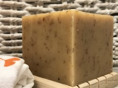 ORANGE GINGER FRENCH SOAP BLOCK (about 1.4 pounds!)