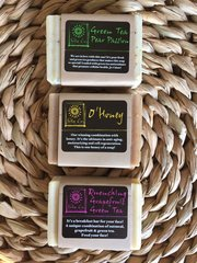 3-PACK ULTRA-MOISTURIZING SPECIAL!!! O'HONEY, GREEN TEA PEAR PASSION AND QUENCHING GRAPEFRUIT GREEN TEA!