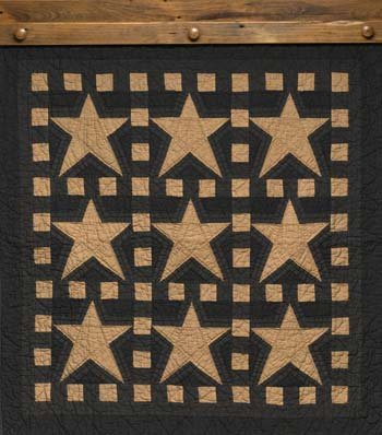 Blazing Star Quilt Block And Accessories Geneva Country