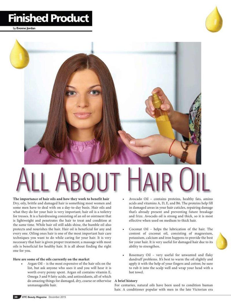 Magazine Article Evonne Essentials