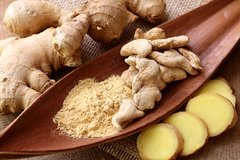 Ginger Whole,Pieces and Ground Dried