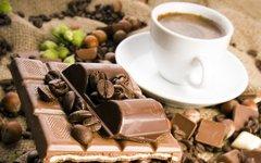 Dark Chocolate Flavored Coffee Drip Ground