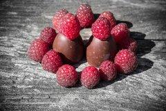 Chocolate Raspberry Flavored Coffee Drip Ground