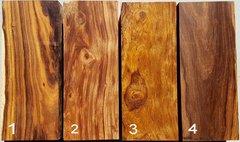 "4 Boards 129 - Size- 2 x 4 x 10"""