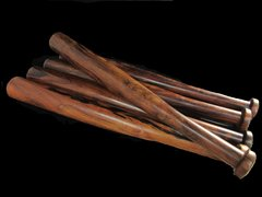 "New! 18"" Desert Ironwood Baseball Bat"