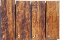 "4 Boards 1552 - Size- 1 x 3.50 x 10"""