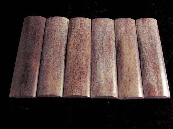 Dyed Camel Bone Matching Scale Set Arizona Ironwood Llc