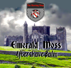 Emerald Moss Aftershave Balm