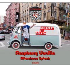 Raspberry Vanilla Aftershave Splash