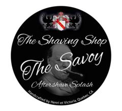 The Savoy Aftershave Splash