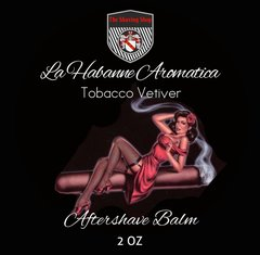 Tobacco-Vetiver Aftershave Balm