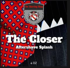 The Closer Aftershave Splash
