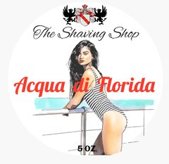 Acqua di Florida Shaving Soap