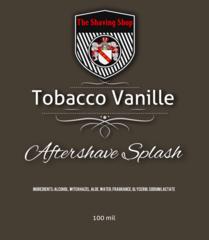 Tobacco Vanille Aftershave Splash