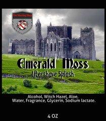 Emerald Moss Aftershave Splash