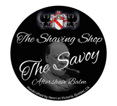 The Savoy Aftershave Balm