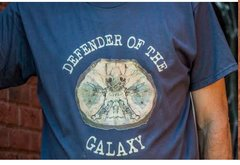"""Defender of the Galaxy"" T-Shirt"