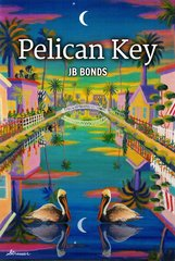 Pelican Key Custom Book Cover Design.