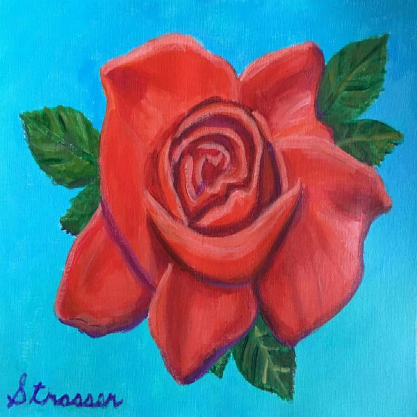 Floral Garden Set (3 Paintings)