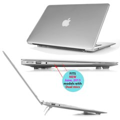 """mCover Hard Shell Case for Macbook Air 13.3"""" ( Model: A1466 / A1369 )"""
