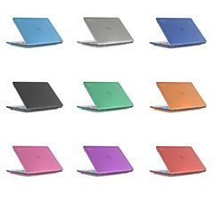 "mCover Hard Shell Case for 11.6"" Dell Chromebook 11 3120 series Laptop released after Feb. 2015 with 180-degree LCD hinge (NOT compatible with 2014 original Dell Chromebook 11 210-ACDU series)"