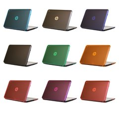 "mCover Hard Shell Case for 11.6"" HP Chromebook 11-2xxx G2 or G3 or G4 laptops (Released after August 2014)"
