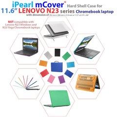 mCover Hard Shell Case for 11.6-inch Lenovo N23 series Chromebook