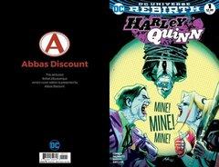 Harley Quinn #1 VOL 3 Abbas Discount Variant - Rafael Albuquerque - Limited to 3000