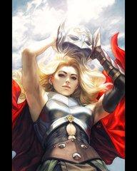Mighty Thor #705 Stanley Artgerm Lau Variant
