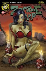 Zombie Tramp #44 Sabine Rich Exclusive Abbas Discount Variant - Limited to 500